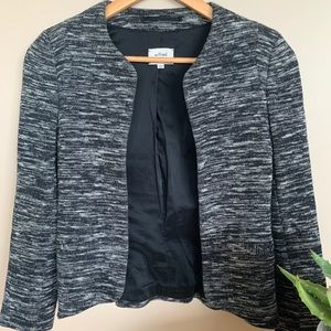 Wilfred aritzia tweed blazer (casual to office)